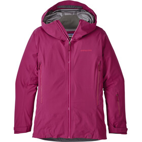 Patagonia Descensionist Jacket Dam magenta